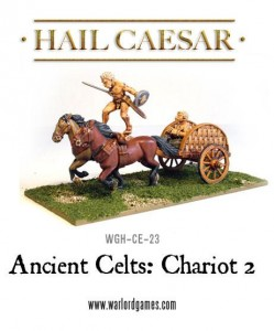CELTIC CHARIOT (CONTAINS EITHER CHARIOT 1, 2 OR 3)