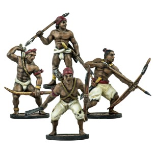 AFRICAN WARRIORS UNIT