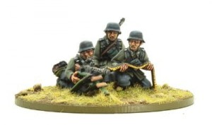Blitzkrieg German MG34 MMG Team (1939-42) (Revised)