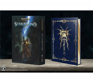 Soulbound Collector's Edition Rulebook: Warhammer Age of Sigmar Roleplay + PDF