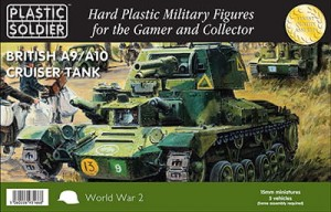 15mm British A9/A10 Cruiser Tank