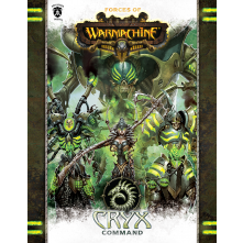 FORCES OF WARMACHINE: CRYX COMMAND BOOK (SOFT COVER)