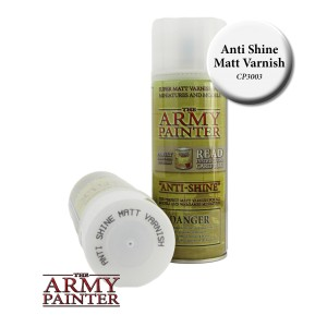 Colour Primer - Anti-Shine - Matt Varnish
