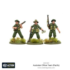 Australian Officer Team