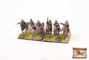 ARMORED REITERS COMPANY