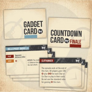 7TV2 GADGET & COUNTDOWN CARDS
