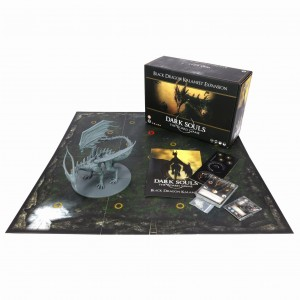 DARK SOULS: THE BOARD GAME - BLACK DRAGON KALAMEET EXPANSION