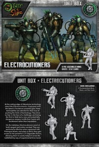 ELECTROCUTIONERS