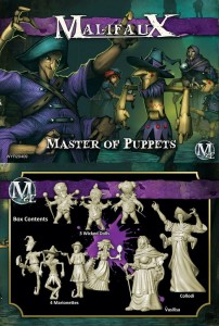COLLODI CREW BOX - MASTER OF PUPPETS