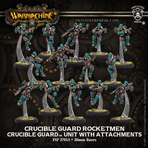 GOLDEN CRUCIBLE UNIT GUARD ROCKETMEN & CA (15)