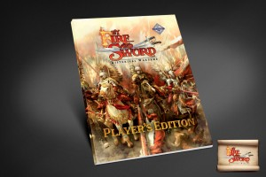 BY FIRE AND SWORD - PLAYER'S EDITION RULEBOOK