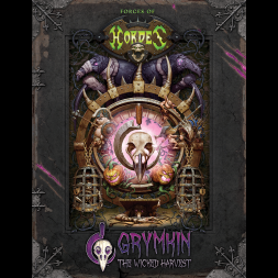 FORCES OF HORDES: GRYMKIN — THE WICKED HARVEST (SOFT COVER)