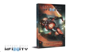INFINITY UPRISING + BRAWLER (UPRISING PRE-ORDER EXCLUSIVE MODEL)