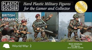 15mm British Paratroopers