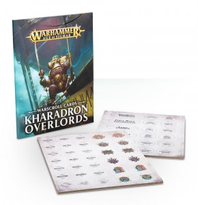 WARSCROLLS: KHARADRON OVERLORDS (ENG)