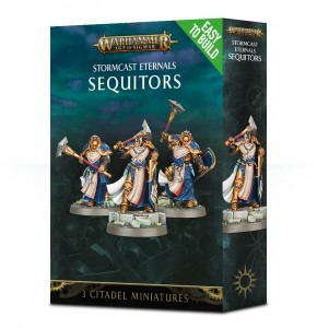 EASY TO BUILD - SEQUITORS