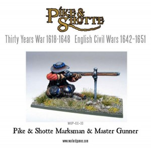 MARKSMAN & MASTER GUNNER [MADE TO ORDER]