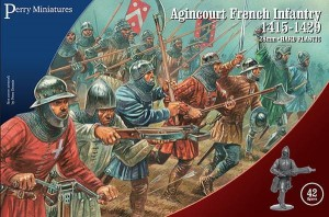 AGINCOURT FRENCH INFANTRY (1415-1429)