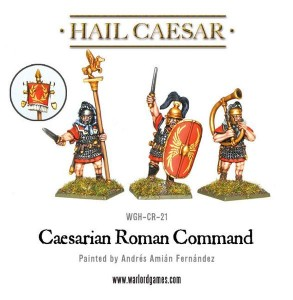 CAESARIAN ROMAN COMMAND [MADE TO ORDER]