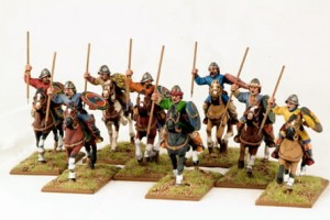 Carolingian Mounted Warriors