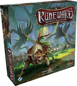 Latari Elf Army Expansion: Runewars Miniatures Game