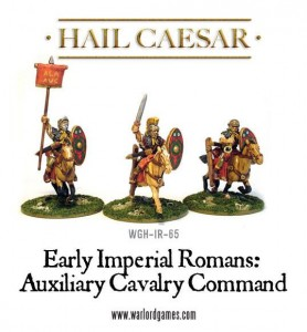EARLY IMPERIAL ROMAN AUXILIARY CAVALRY COMMAND