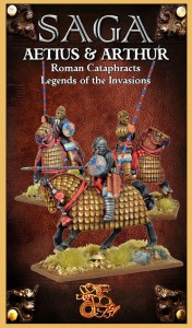 Roman Cataphracts, Legends of the Invasions (8)