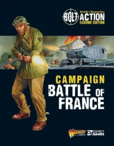 Battle of France Campaign Book
