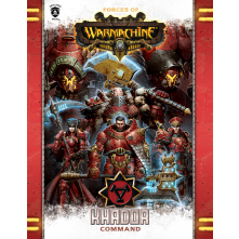 FORCES OF WARMACHINE: KHADOR COMMAND BOOK (SOFT COVER)