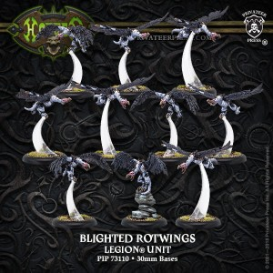 LEGION UNIT BLIGHTED ROTWINGS (10)