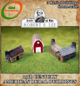 19TH CENTURY AMERICAN RURAL BUILDINGS