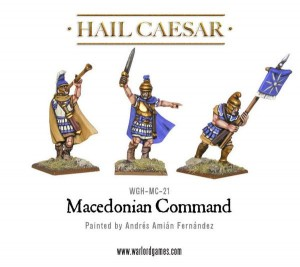 MACEDONIAN COMMAND [MADE TO ORDER]