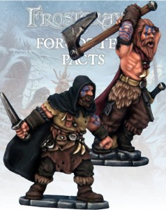 BARBARIAN THIEF & BERSERKER