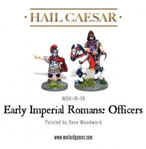 EARLY IMPERIAL ROMAN OFFICERS
